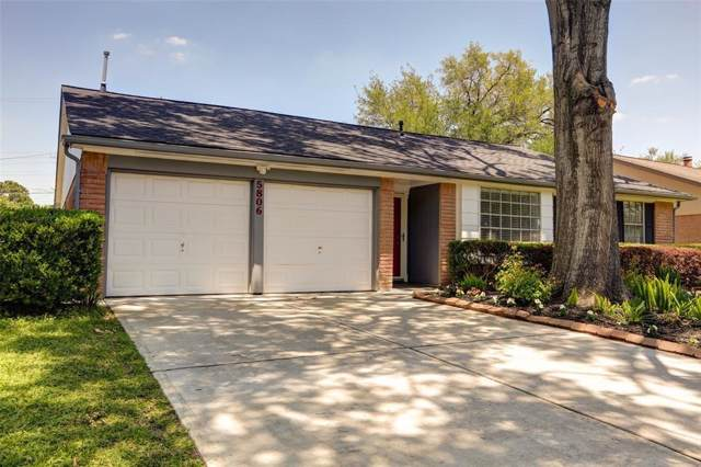 5806 Ludington Drive, Houston, TX 77035 (MLS #8198440) :: NewHomePrograms.com LLC