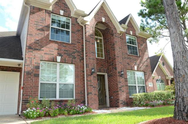 3023 Summercrest Drive, Pearland, TX 77584 (MLS #8198813) :: The Home Branch