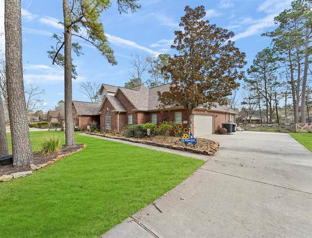 802 Westwood North Drive, Magnolia, TX 77354 (MLS #82000482) :: The Bly Team