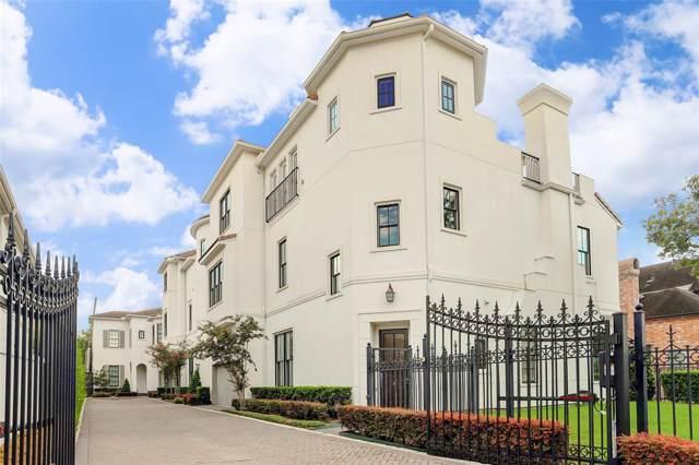 1221 Potomac Drive C, Houston, TX 77057 (MLS #82007274) :: Giorgi Real Estate Group