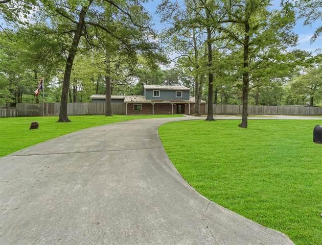 580 Woodridge Drive, Conroe, TX 77306 (MLS #82015777) :: Area Pro Group Real Estate, LLC