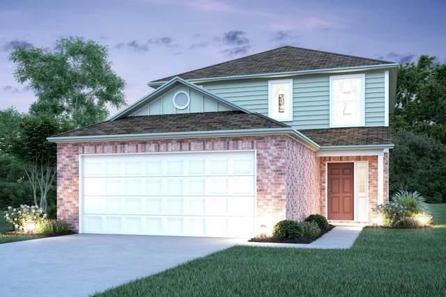 1704 Brushy Cedar Court, Conroe, TX 77301 (MLS #82017045) :: The Wendy Sherman Team