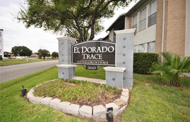 260 El Dorado Boulevard #2509, Houston, TX 77598 (MLS #82021668) :: The Freund Group