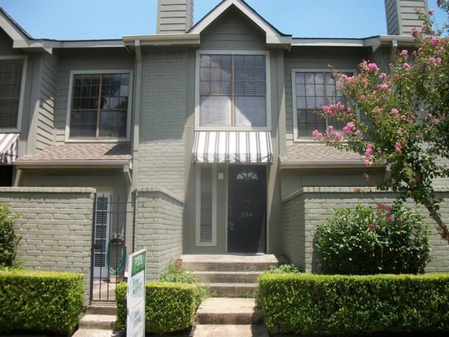 616 Fargo Street #616, Houston, TX 77006 (MLS #82022511) :: Grayson-Patton Team
