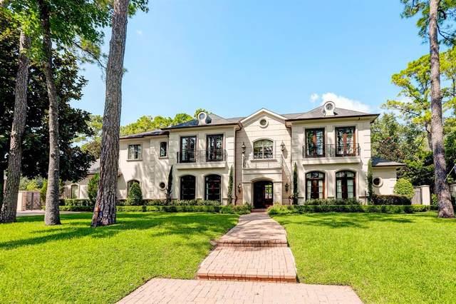 715 Hunters Grove Lane, Hunters Creek Village, TX 77024 (MLS #82038652) :: All Cities USA Realty