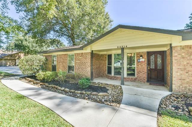 24514 Lightwoods Drive, Huffman, TX 77336 (MLS #82040809) :: Rose Above Realty