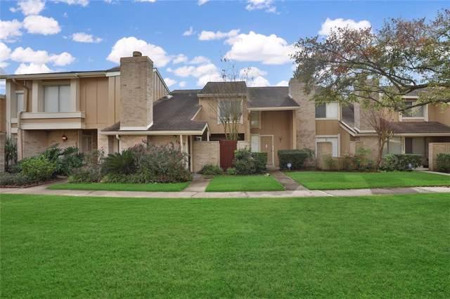 11607 Lakeside Park Drive #93, Houston, TX 77077 (MLS #82045384) :: Ellison Real Estate Team
