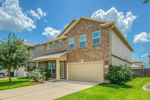 2315 Lakecrest Town Drive, Katy, TX 77493 (MLS #82048611) :: The Bly Team
