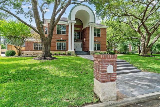 511 Pine Edge Drive, Spring, TX 77380 (MLS #82050425) :: The Bly Team