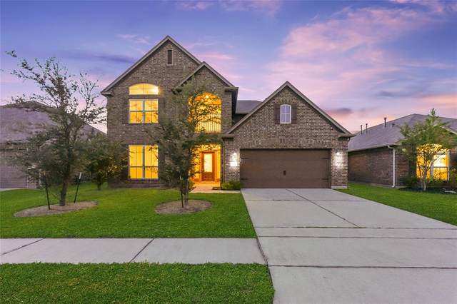 3331 Tall Sycamore Trail, Katy, TX 77493 (MLS #82050609) :: The Home Branch
