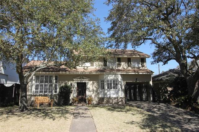 3508 University Boulevard, West University Place, TX 77005 (MLS #82054725) :: Caskey Realty