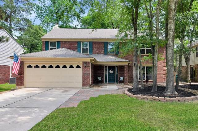 100 W Rainbow Ridge Circle, The Woodlands, TX 77381 (MLS #82058000) :: Giorgi Real Estate Group