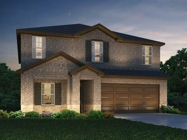 2623 Dunsmore Oak Drive, Pearland, TX 77089 (MLS #82061029) :: The SOLD by George Team