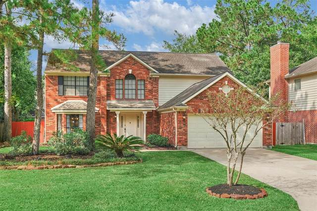 105 W Rainbow Ridge Circle, The Woodlands, TX 77381 (MLS #82073207) :: Michele Harmon Team
