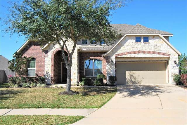 2814 Spencer Court, Pearland, TX 77089 (MLS #82073267) :: NewHomePrograms.com