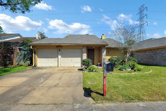 2834 Creekway Circle, Missouri City, TX 77459 (MLS #82086445) :: The SOLD by George Team
