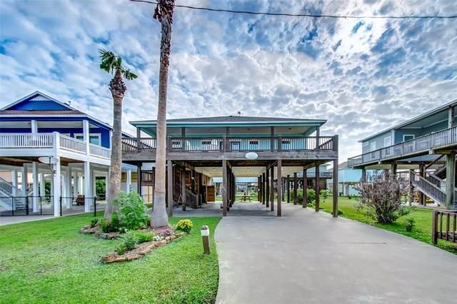 866 Townsend, Crystal Beach, TX 77650 (MLS #82091667) :: The Property Guys