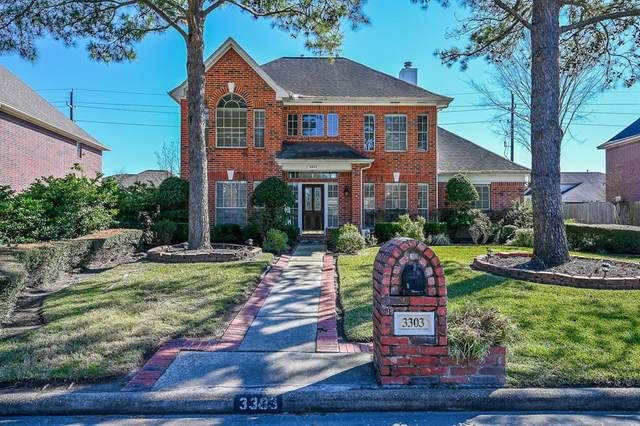 3303 Pebble Trace Drive, Houston, TX 77068 (MLS #82099367) :: Christy Buck Team