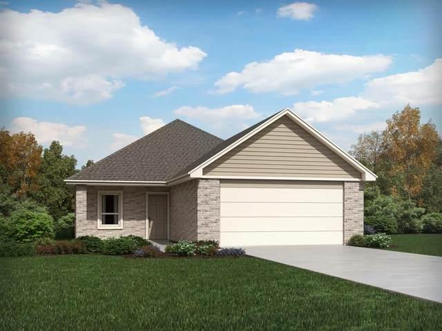 15114 Sorrento Bay Circle, Willis, TX 77318 (MLS #82104826) :: Lerner Realty Solutions