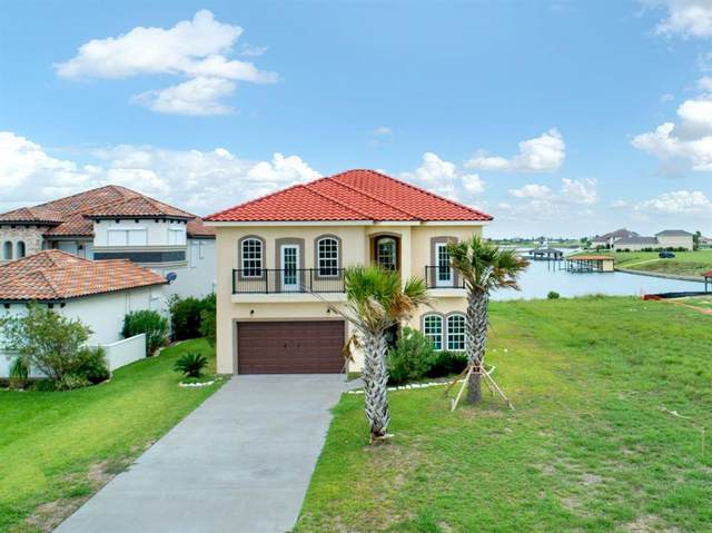 561 W Lago Loop Road, Port O Connor, TX 77982 (MLS #82114424) :: The Freund Group