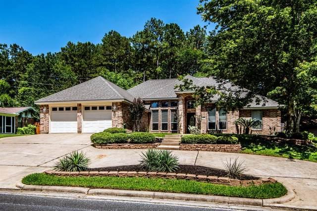 1005 Broadmoor Drive, Huntsville, TX 77340 (MLS #82124490) :: Ellison Real Estate Team