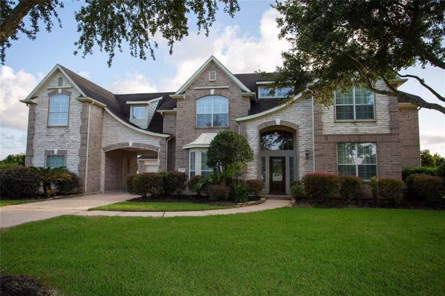 3909 Summer Manor Drive, League City, TX 77573 (MLS #82152934) :: The Bly Team