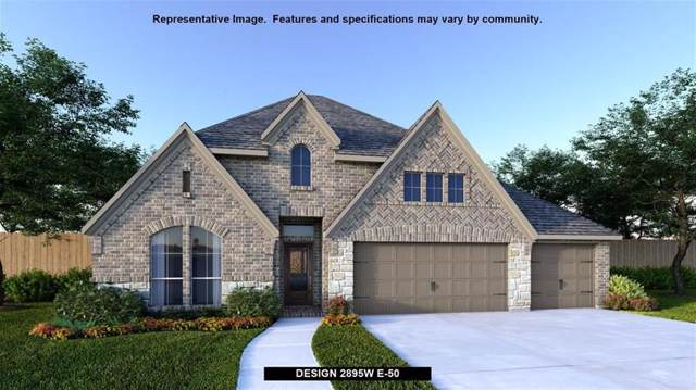13614 Thunder Stone Lane, Pearland, TX 77584 (MLS #82165434) :: The Queen Team