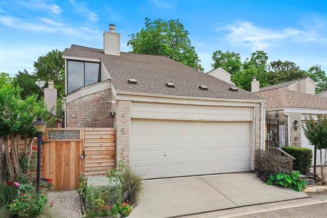1829 Bering Drive #5, Houston, TX 77057 (MLS #8217882) :: Lerner Realty Solutions