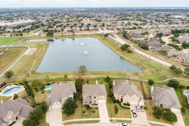 11030 Hilltop Park Lane, Cypress, TX 77433 (MLS #82179883) :: The Parodi Team at Realty Associates