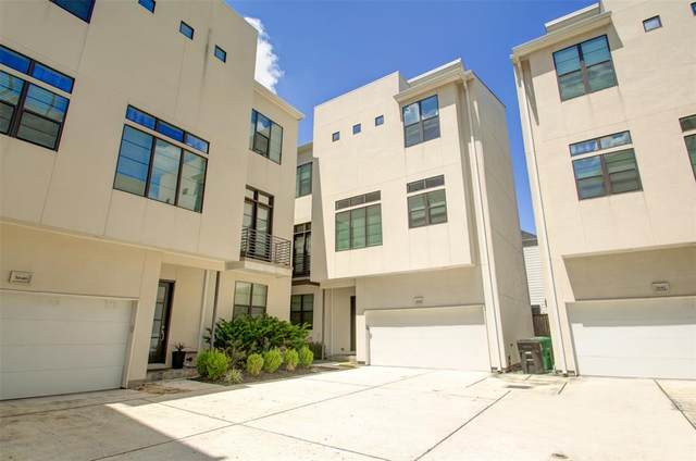 5644 Darling Street, Houston, TX 77007 (MLS #82181371) :: All Cities USA Realty