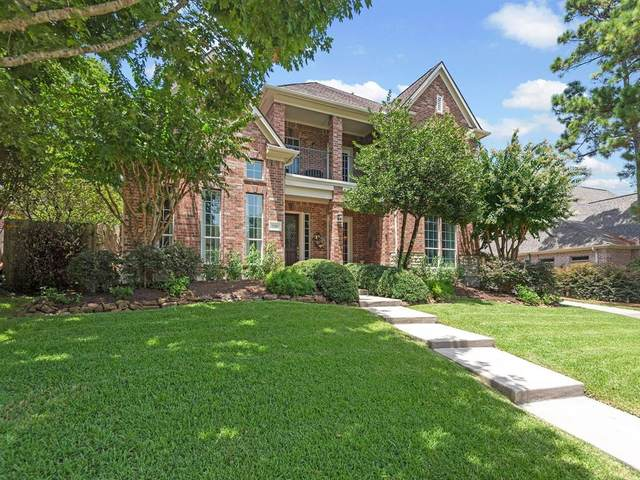 2510 Fall Orchard Court, Kingwood, TX 77345 (MLS #82188368) :: The Wendy Sherman Team