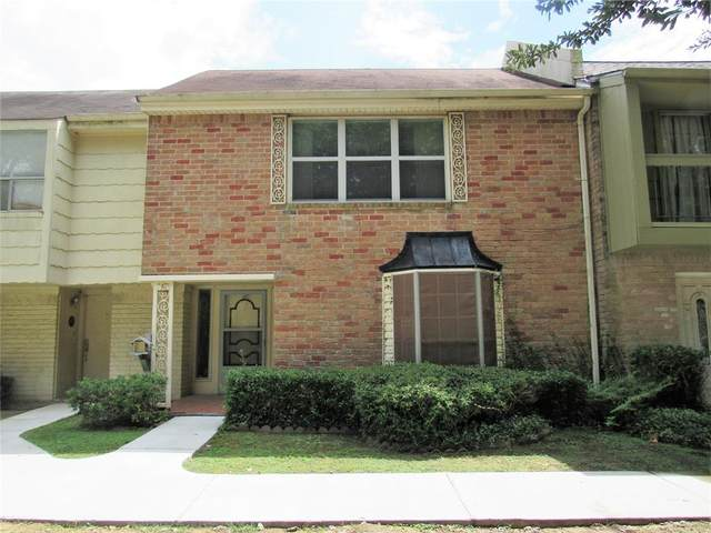 4715 Indian Trail Trail #4, Baytown, TX 77521 (MLS #82189426) :: The SOLD by George Team