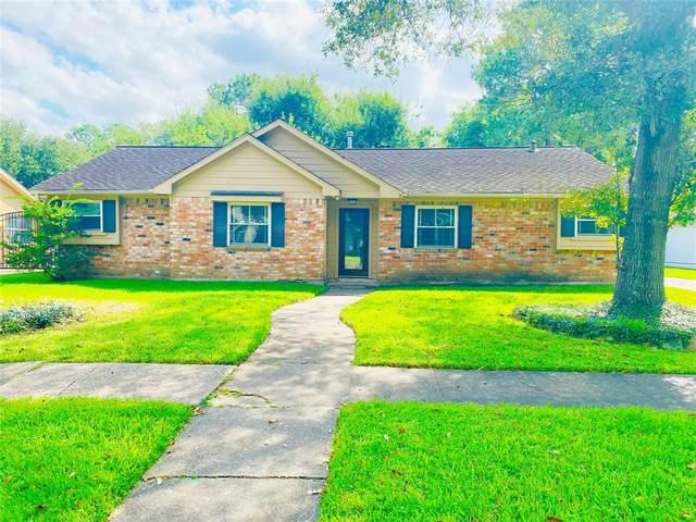 12411 Wedgehill Lane, Houston, TX 77077 (MLS #82193927) :: Front Real Estate Co.