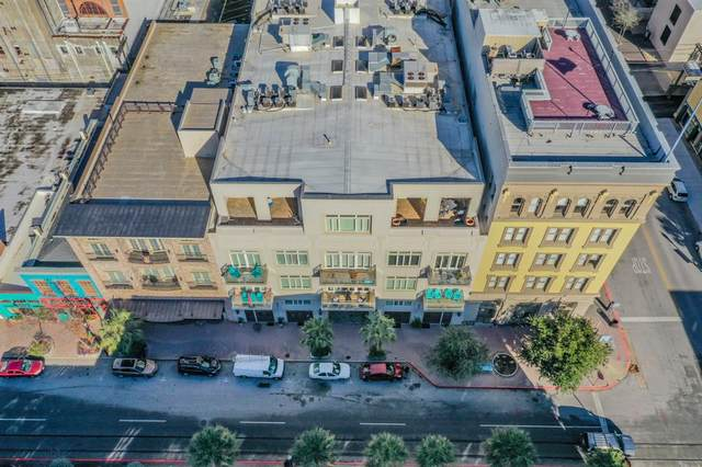 2208 Post Office Street #202, Galveston, TX 77550 (MLS #82195351) :: The Bly Team