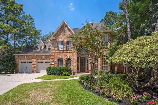 18 N Morning Cloud Circle, The Woodlands, TX 77381 (MLS #82201328) :: The SOLD by George Team