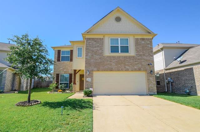 14807 Liberty Stone Lane, Cypress, TX 77429 (MLS #82201817) :: Connect Realty