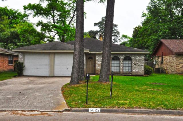5022 Fitzwater Drive, Spring, TX 77373 (MLS #82203245) :: The Home Branch