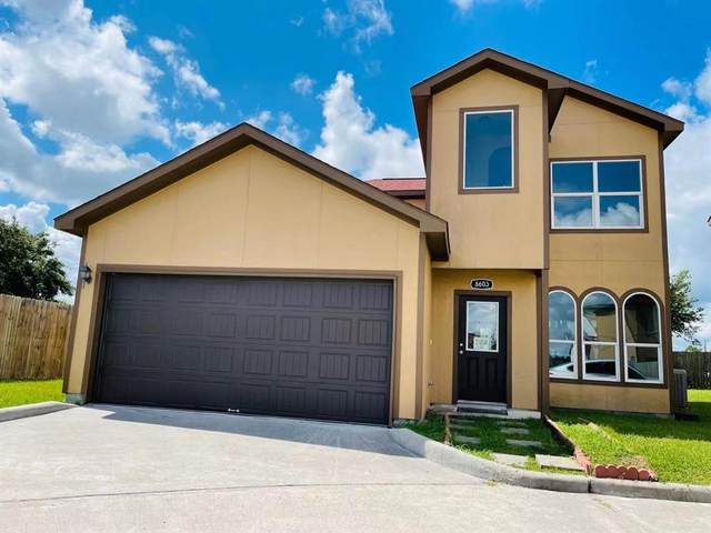8603 Beviamo Street, Houston, TX 77031 (MLS #82213053) :: Caskey Realty