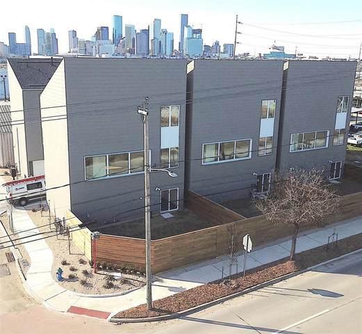 3515 Bell Street, Houston, TX 77003 (MLS #82213900) :: The Sansone Group