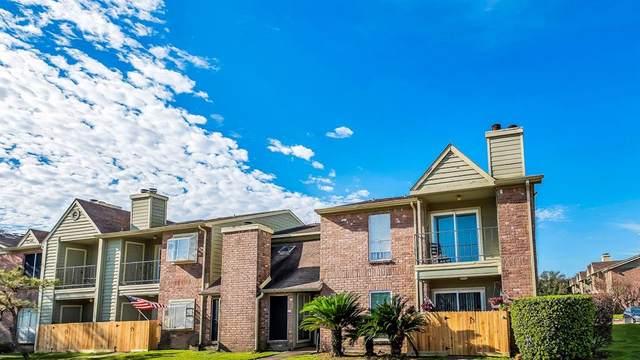 18800 Egret Bay Boulevard #608, Webster, TX 77058 (MLS #82215309) :: Texas Home Shop Realty