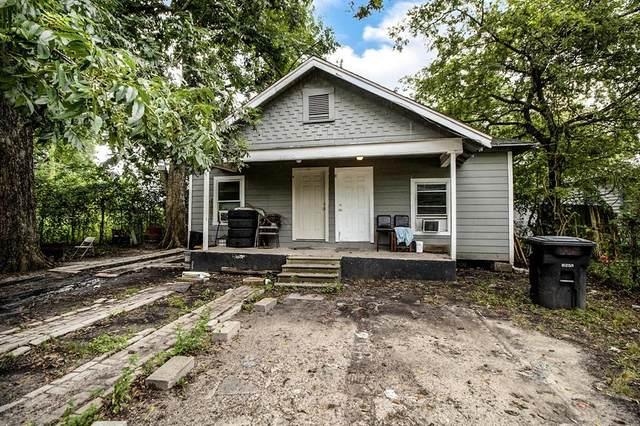 5514 Bunte Street, Houston, TX 77026 (MLS #8221873) :: All Cities USA Realty