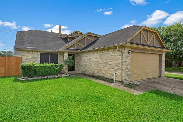 16335 San Mateo Drive, Houston, TX 77053 (MLS #82222358) :: The SOLD by George Team