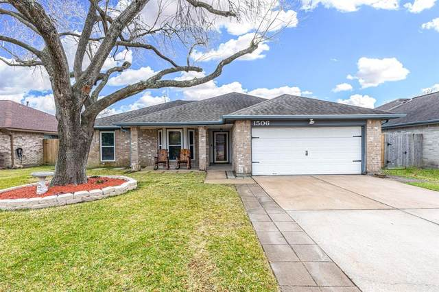 1506 Wexford Drive, Deer Park, TX 77536 (MLS #82229097) :: The Freund Group