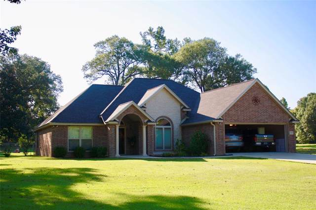 19430 Fm Hwy 92 South, Fred, TX 77616 (MLS #82229381) :: The Bly Team