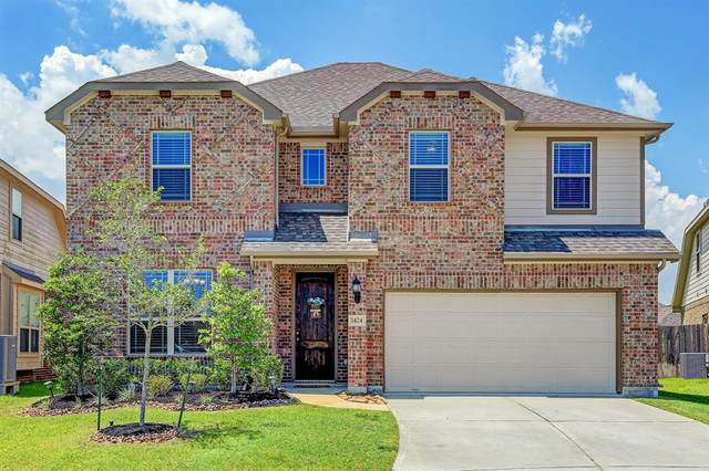 1424 Travis Bluff Court, League City, TX 77573 (MLS #82229503) :: The Queen Team