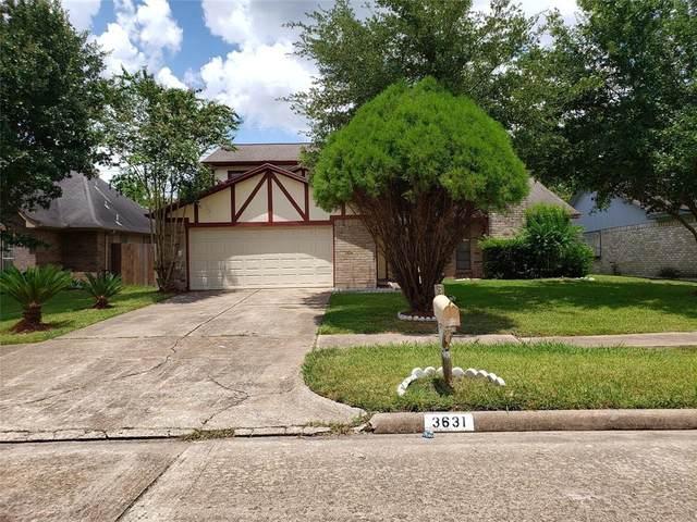 3631 Cedar Gardens Drive, Houston, TX 77082 (MLS #82253044) :: Guevara Backman