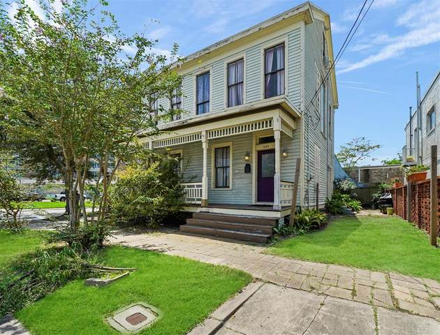 1127 21st Street, Galveston, TX 77550 (MLS #82259043) :: Ellison Real Estate Team