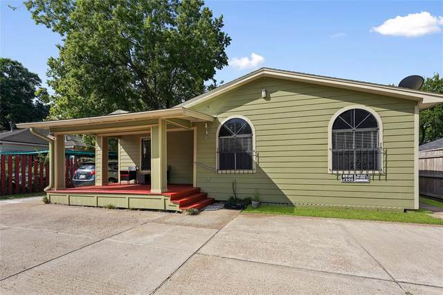 9306 Rhode Island Street, Houston, TX 77029 (MLS #82270252) :: The SOLD by George Team