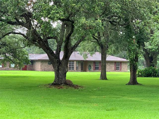 3412 County Road 155, Alvin, TX 77511 (MLS #82282374) :: The Parodi Team at Realty Associates