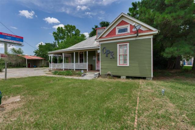 819 E Main Street, Tomball, TX 77375 (MLS #82287930) :: Giorgi Real Estate Group